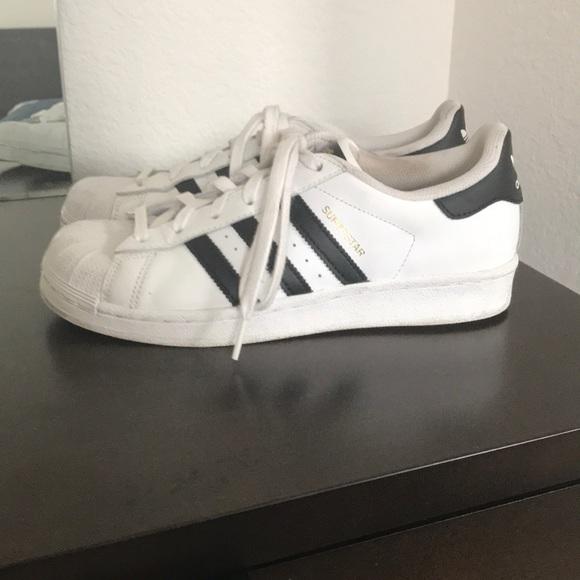 Le adidas superstar shell le scarpe poshmark